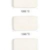 Hvid porcelænsler 1100