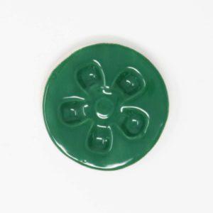 43033 Grøn blank ler 254