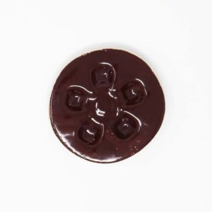 43045 Chokolade blank Ler 254