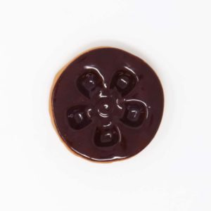 43045 Chokolade blank Ler 354