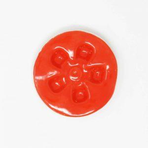 43067 Orangerød ler 254