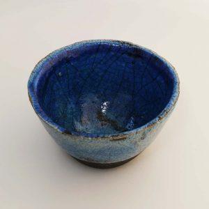 Rakuglasur Blå 925°C 47104