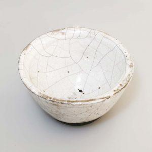 Rakuglasur Hvid Krakeleret 925°C 47101