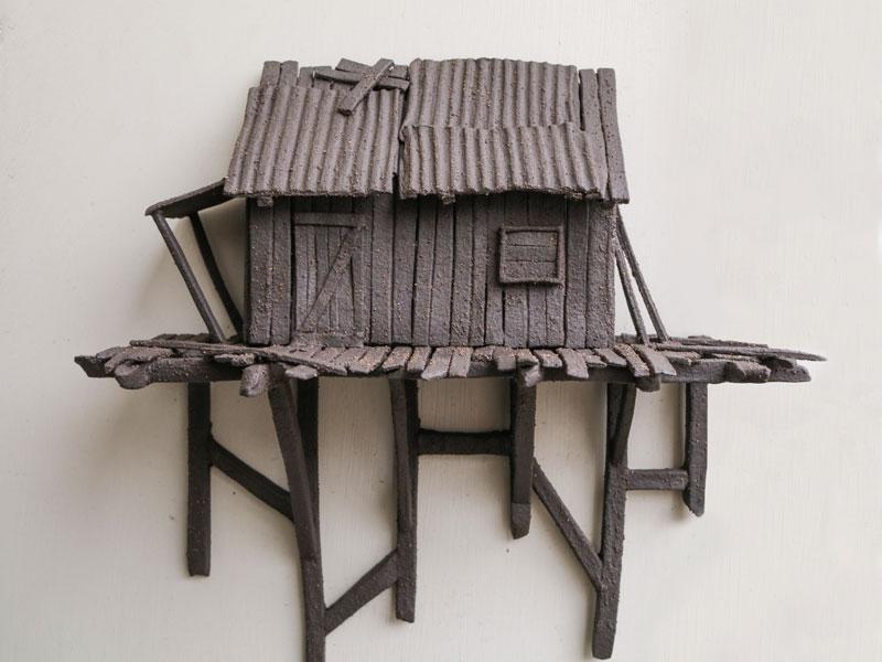 Keramikhus af Sidse Møller