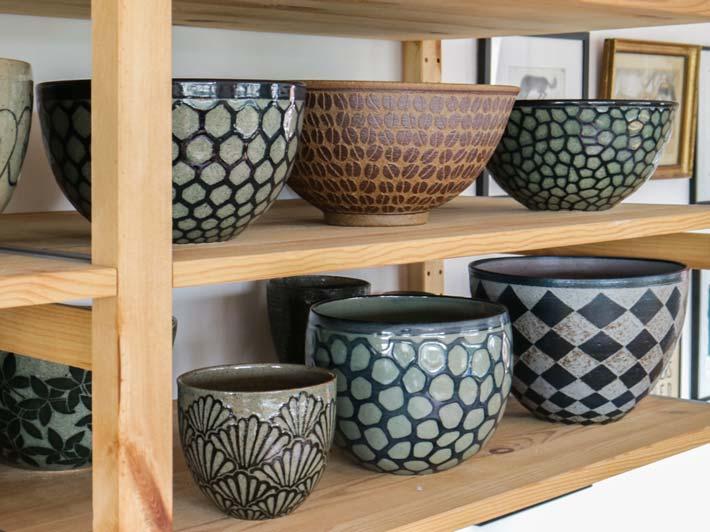trine heegaard keramik hylder