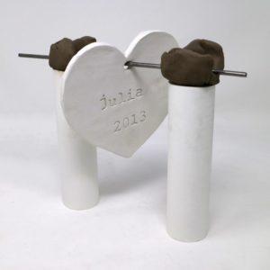 91152 Perleholder metaltråd 2